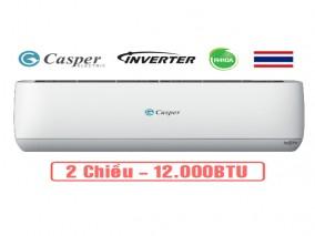 ĐIỀU HÒA CASPER 2 CHIỀU INVERTER 12000BTU GH-12TL22