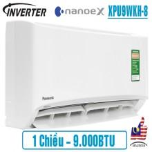 ĐIỀU HÒA PANASONIC 1 CHIỀU INVERTER 9000BTU XPU9WKH-8( 2020)