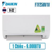 Điều hòa Daikin 9000BTU 1 chiều FTF25UV1V (2020)